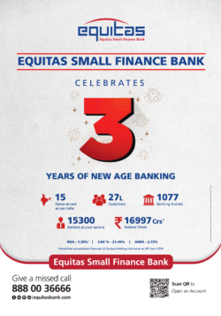 equitas-small-finance-bank-celebrates-years-of-new-age-banking-ad-times-of-india-delhi-05-09-2019.png