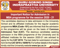 guru-gobind-singh-indraprastha-university-important-notice-for-admission-in-mba-ad-times-of-india-delhi-05-09-2019.png