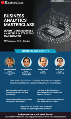 masterclass-business-analytics-learn-to-use-business-analytics-in-strategic-management-ad-times-of-india-delhi-05-09-2019.png