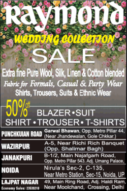 raymond-wedding-collection-sale-50%-off-ad-delhi-times-05-09-2019.png