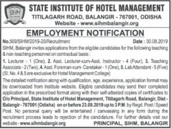 state-institute-of-hotel-management-exployment-notice-ad-times-of-india-delhi-06-09-2019.png