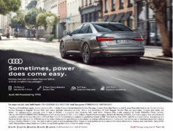 audi-a6-car-powered-by-tfsi-ad-delhi-times-10-10-2020