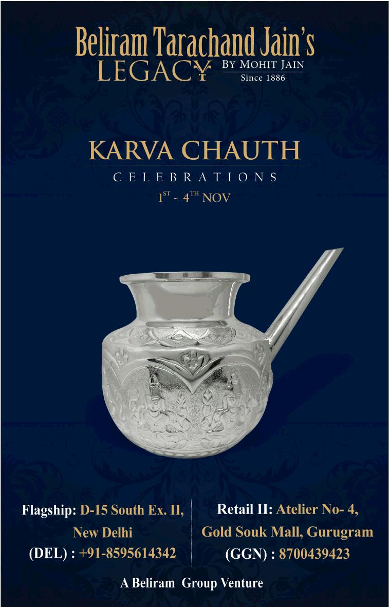 beliram-tarachand-jain-legacy-karva-chauth-celebrations-ad-delhi-times-31-10-2020