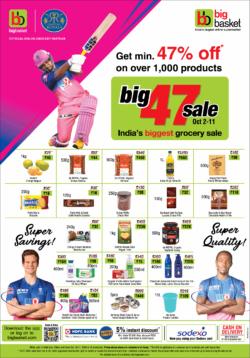 big-basket-big-47-sale-biggest-grocery-sale-ad-delhi-times-10-10-2020