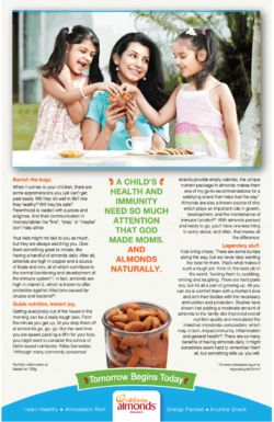 california-almonds-a-childs-health-and-immunity-need-so-much-attention-that-god-made-moms-and-almonds-naturally-ad-bombay-times-17-10-2020