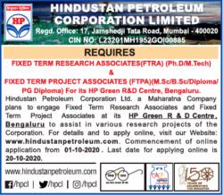 hindustan-petroleum-corporation-requires-fixed-term-research-associates-ad-toi-delhi-7-10-2020.png