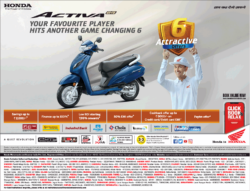 honda-activa-6g-6-attractive-offers-ad-toi-mumbai-17-10-2020