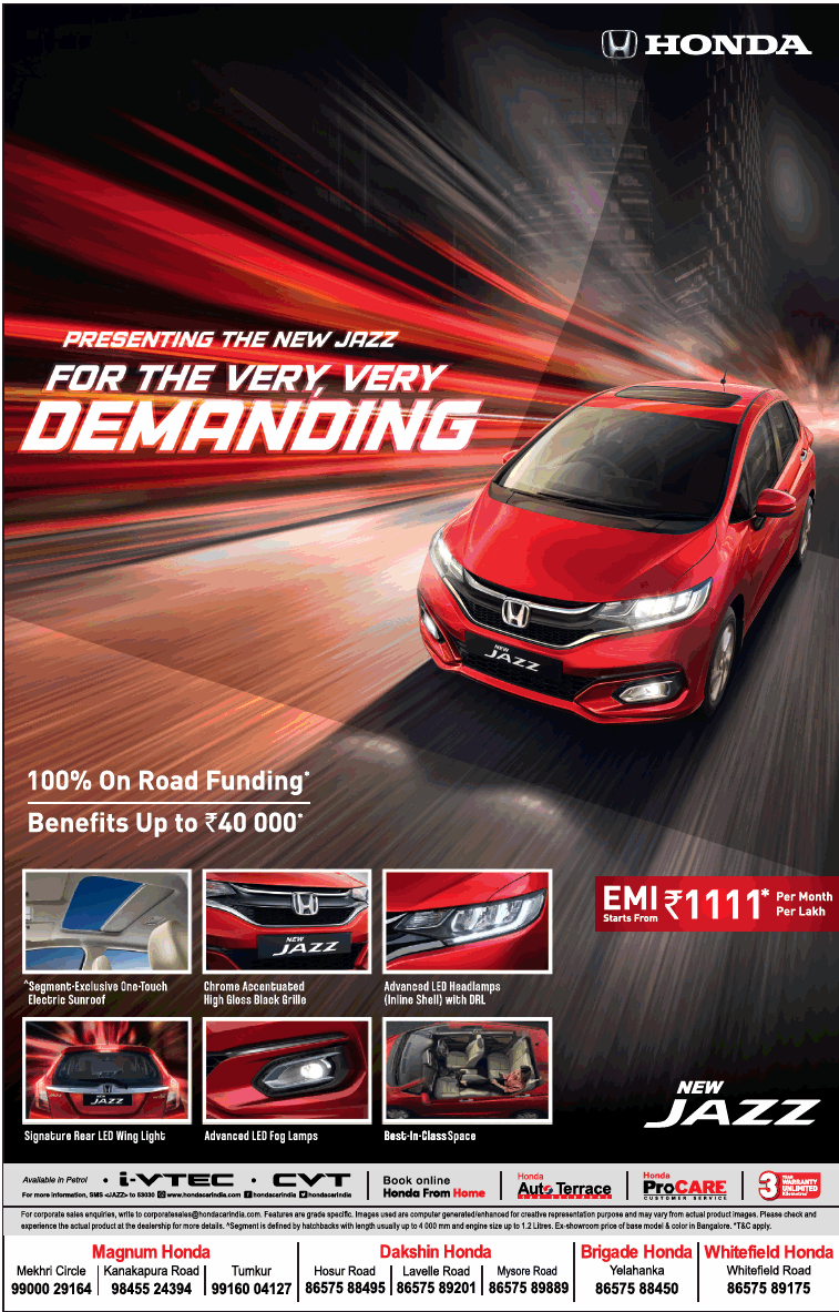 honda-new-jazz-emi-starts-from-rs-1111-per-month-ad-bangalore-times-10-10-2020