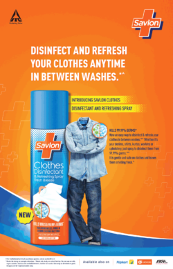 itc-introducing-savlon-clothes-disinfectant-and-refreshing-spray-ad-delhi-times-14-10-2020