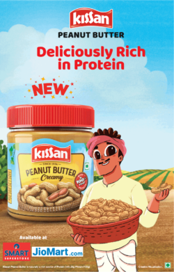 kissan-peanut-butter-deliciously-rich-in-protein-ad-toi-hyderabad-18-10-2020