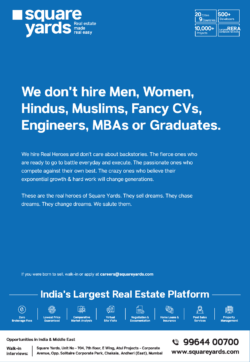 square-yards-largest-real-estate-platform-recruitment-ad-toi-mumbai-10-10-2020