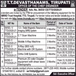 tt-devasthanams-tirupati-office-of-the-cheif-engineer-e-tender-ad-toi-mumbai-9-10-2020