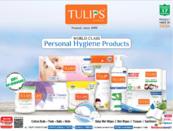 tulips-baby-wet-wipes-tissues-sanitizers-special-discounts-ad-delhi-times-12-10-2020