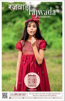 fabindia-rajwada-girl-in-red-dress-ad-toi-delhi-6-11-2020