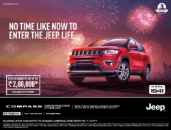 jeep-compass-no-time-now-to-enter-the-jeep-life-festive-benefits-of-up-to-rs-2-lakh-ad-toi-jaipur-11-11-2020