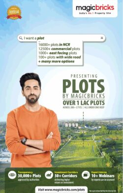magic-bricks-presenting-plots-by-magicbricks-over-1-lac-plots-ad-toi-delhi-2-11-2020