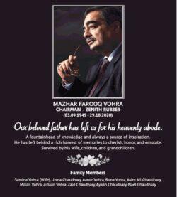 mazhar-farooq-vohra-zenith-rubber-obituary-ad-toi-mumbai-1-11-2020