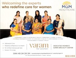 mgm-healthcare-varam-for-women-dedicated-womens-super-speciality-center-welcoming-the-experts-who-redefine-care-for-women-ad-toi-chennai-1-11-2020