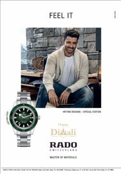 rado-hrithik-roshan-special-edition-captain-cook-happy-diwali-ad-toi-delhi-3-11-2020