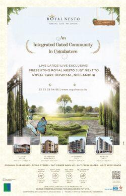 royal-nesto-an-integrated-gated-community-in-neelambur-coimbatore-ad-toi-chennai-1-11-2020