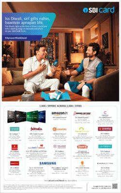 sbi-card-iss-diwali-sirf-gifts-nahin-baantein-apnapan-bhi-apnepanwaalidiwali-1000+-offers-across-2000-cities-ad-toi-delhi-3-11-2020