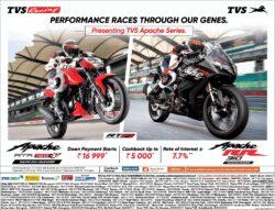 tvs-presenting-tvs-apache-series-rtr-160-4v-rr-310-ad-toi-delhi-4-11-2020