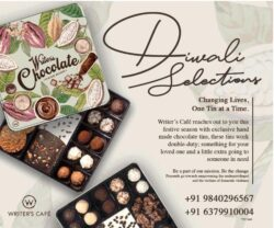 writers-cafe-hand-made-chocolate-diwali-selections-changing-lives-one-tin-at-a-time-ad-toi-chennai-5-11-2020
