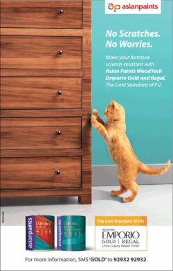 asian-paints-woodtech-emporio-gold-and-regal-the-gold-standard-of-pu-ad-toi-delhi-26-12-2020