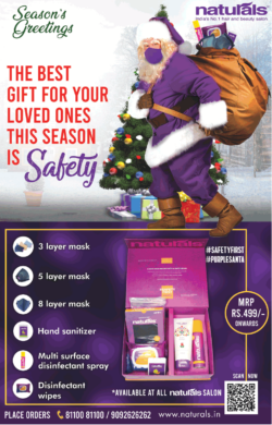 natulals-seasons-greetings-the-best-gift-for-your-loved-ones-this-season-is-safety-ad-times-of-india-chennai-24-12-2020
