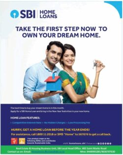state-bank-of-india-home-loans-take-the-first-step-now-to-own-your-dream-home-ad-bangalore-times-28-12-2020