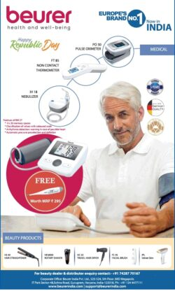 beurer-europes-brand-no-1-now-in-india-ad-times-of-india-mumbai-26-01-2021