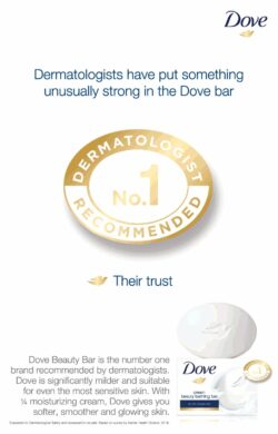 dove-dermatologists-have-put-something-unusually-strong-in-the-dove-bar-ad-times-of-india-delhi-10-01-2021