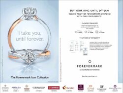 forevermark-buy-your-ring-until-24th-jan-receive-another-forevermark-diamond-with-our-compliments-ad-bombay-times-08-01-2021