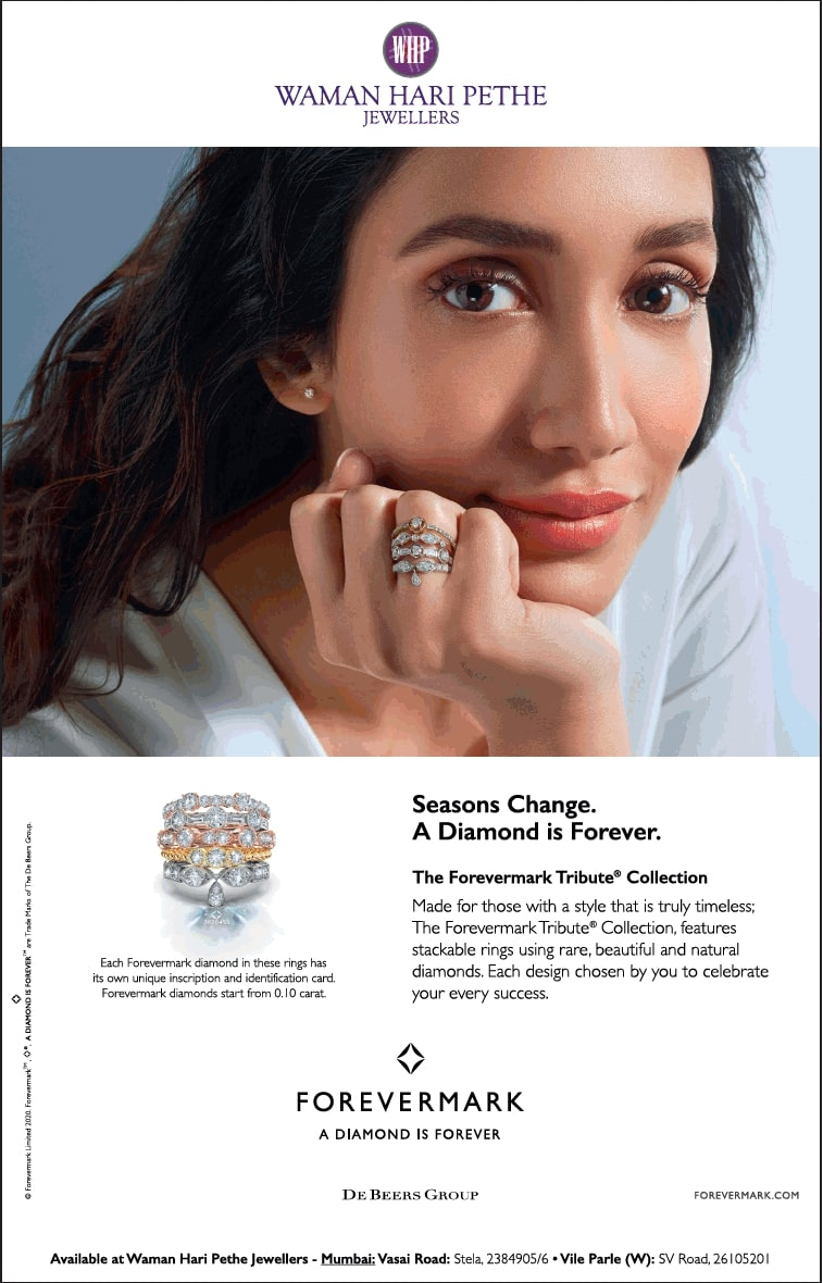 forevermark-waman-hari-pethe-jewellers-seasons-changes-a-diamond-is-for-ever-ad-bombay-times-02-01-2021
