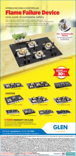 glen-flame-failure-device-save-upto-30%-ad-bangalore-times-02-01-2021