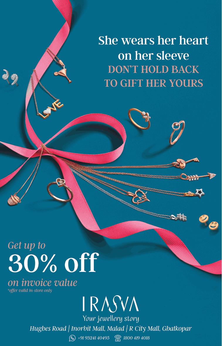 irasva-your-jewellery-store-get-30%-off-on-invoice-valcue-ad-bombay-times-22-01-2021