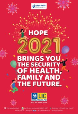 life-insurance-corporation-of-india-hope-2021-brings-you-the-security-of-health-family-and-the-future-ad-times-of-india-mumbai-01-01-2021