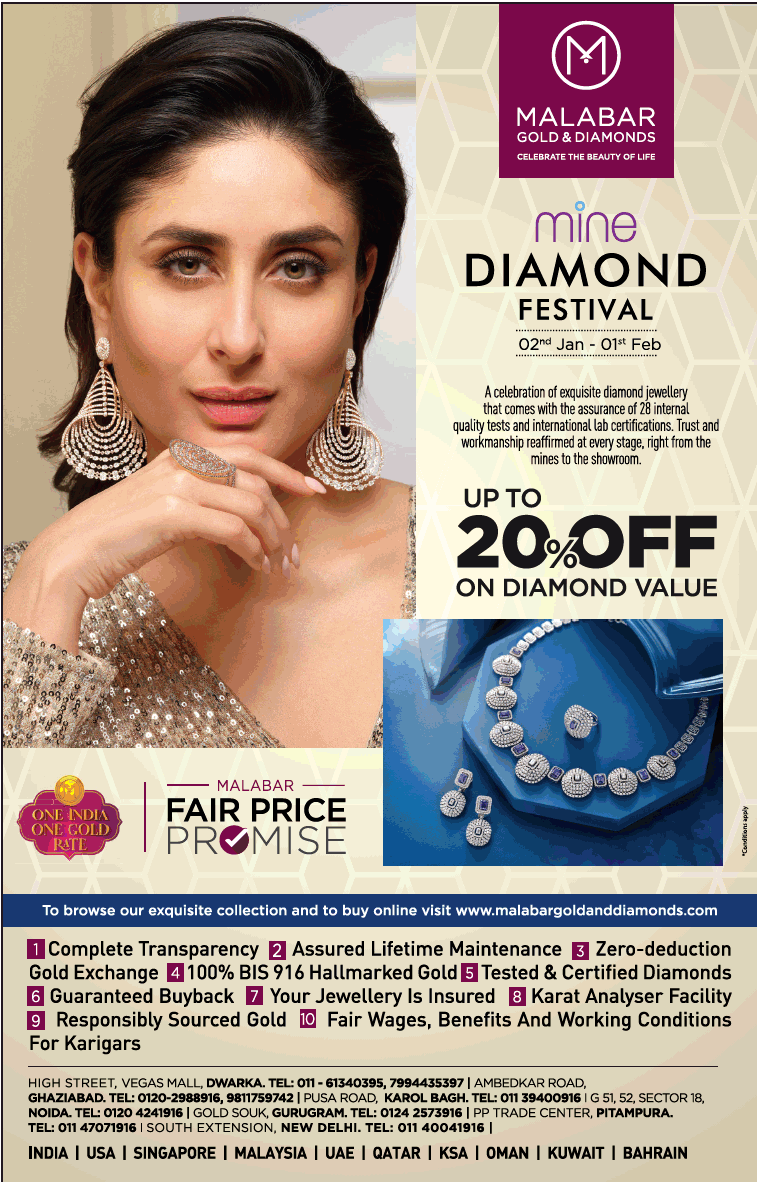 malabar-gold-and-diamonds-up-to-20%-off-on-diamond-value-ad-delhi-times-15-01-2021