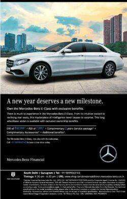 mercedes-benz-financial-a-new-year-deserves-a-new-milestone-ad-delhi-times-09-01-2021
