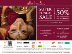 phoenix-marketcity-super-pongal-sale-flat-50%-off-ad-chennai-times-13-01-2021