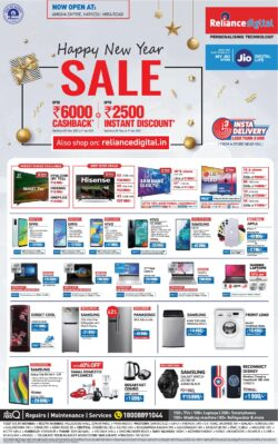reliance-digital-happy-new-year-sale-upto-rupees-6000-cashback-ad-times-of-india-mumbai-01-01-2021