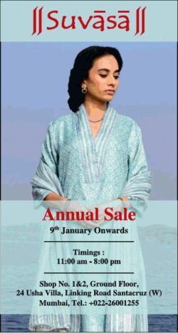 suvasa-annual-sale-9th-january-onwards-ad-bombay-times-09-01-2021