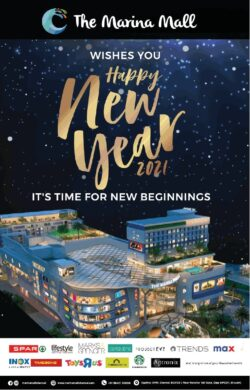 the-marine-mall-wishes-you-happy-new-year-2021-its-time-for-new-beginnings-ad-chennai-times-02-01-2021