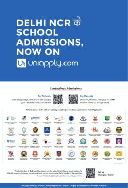 uniapply-com-delhi-ncr-ke-school-admissions-now-ad-times-of-india-delhi-12-01-2021