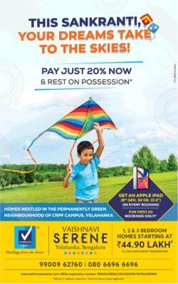 vaishnavi-serene-this-sankranti-your-dreams-take-to-the-skies-ad-property-times-bangalore-08-01-2021