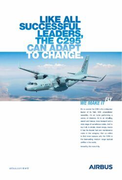 airbus-like-all-successful-leaders-the-c295-can-adapt-to-change-ad-times-of-india-bangalore-03-02-2021