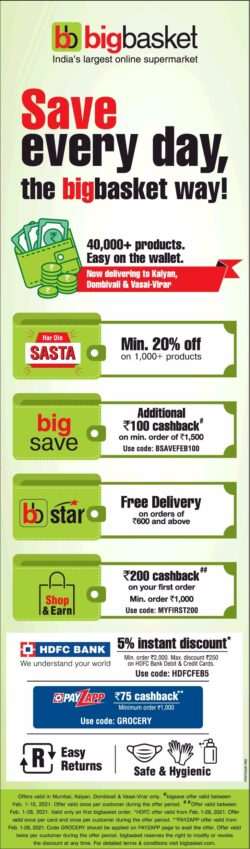 bigbasket-save-every-day-the-bigbasket-way-ad-times-of-india-mumbai-06-02-2021
