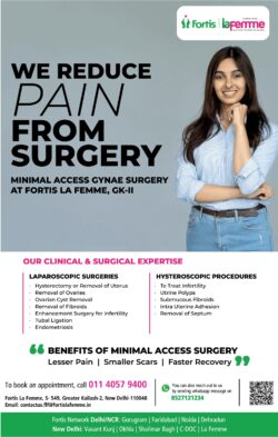 fortis-la-fermme-we-reduce-pain-from-surgery-ad-delhi-times-14-02-2021