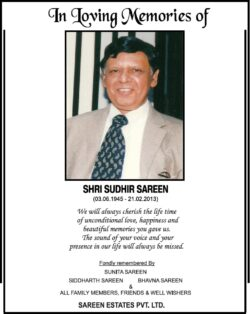 in-loving-memories-of-shri-sudhir-sareen-ad-times-of-india-delhi-21-02-2021