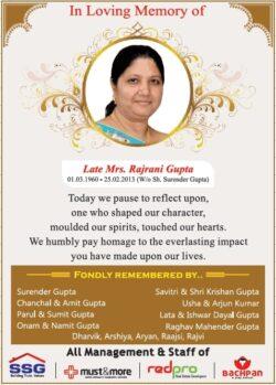 in-loving-memory-of-late-mrs-rajrani-gupta-ad-times-of-india-delhi-25-02-2021